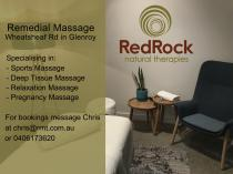 Remedial Massages still available in Glenroy Glenroy Remedial Massage _small