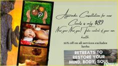 25% off on all services excludes herbs Asquith Ayurveda _small