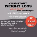 1 Free Consultation + 1 Free Training Session Faulconbridge Fitness Personal Trainers _small