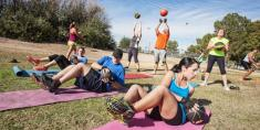 Perth City Fitness Boot Camp by Parkfit Perth CBD Fitness Personal Trainers _small