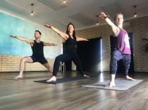 14 days of Unlimited classes intro offer O'Connor Vinyasa Yoga _small
