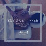 Maintenace Package - Buy 3, Get 1 Free Carlton Myotherapy _small