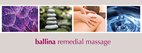 Ballina Remedial Massage