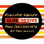 Club Revive CrossFit Uplift