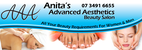 Anitas Advanced Aesthetics