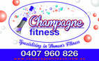 Champagne Pole Dance Fitness Studio